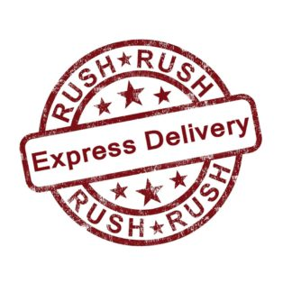 Express Delivery International + Rush My Order