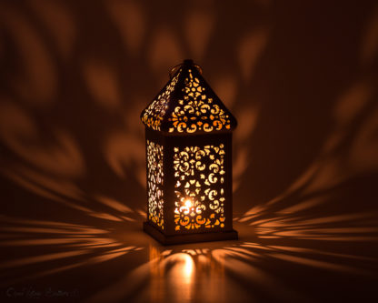 White scrollwork Candle Lantern & Gold Metal Lantern Centerpiece Christmas Decor Moroccan Decor Candle Holder Shabby Chic Gift for Her